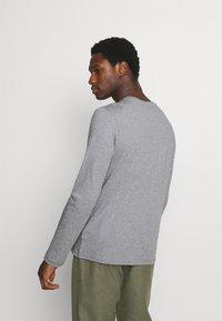 Napapijri - SALIS  - Langærmede T-shirts - motlled grey - 2