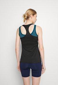 Nike Performance - DRY BALANCE - Sportshirt - black - 2