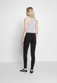 Noisy May - NMEVE JEANS - Jeans Skinny Fit - black - 2