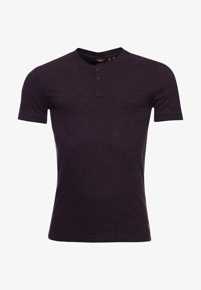 Print T-shirt - burg feeder