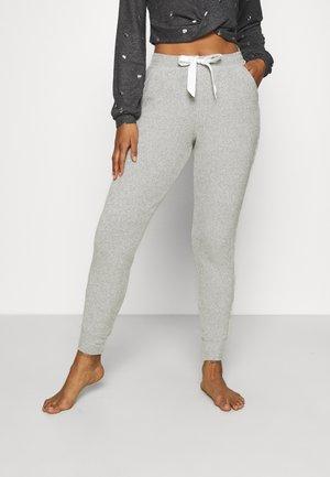 PANT - Pyjamasbukse - grey melee