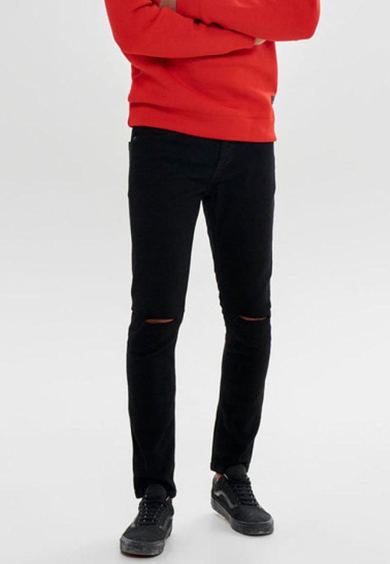 Uomo WARP - Jeans slim fit