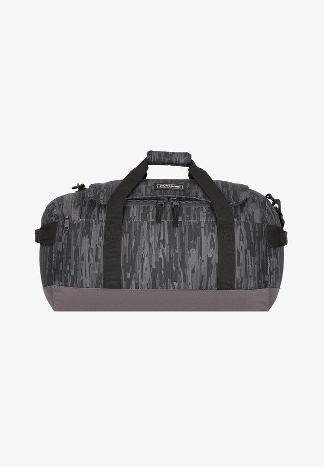 EQ DUFFLE  - Weekend bag - shadow dash