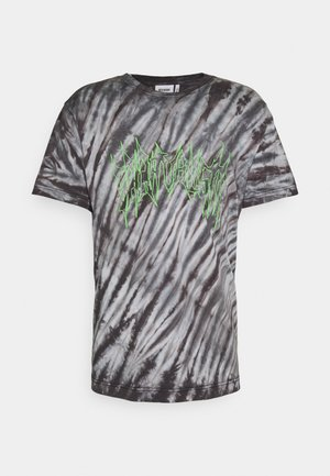 RELAXED TIEDYE - Print T-shirt - spiritualism