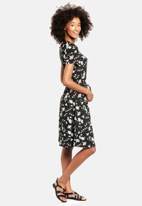 Vive Maria - PARADISE  - Day dress - schwarz allover - 1