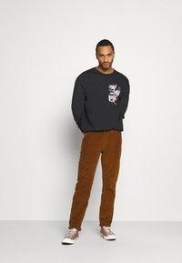 Topman - Sweatshirt - black - 1