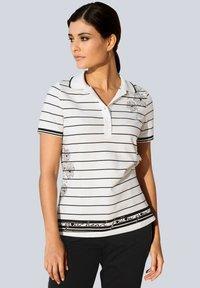 Alba Moda - Polo shirt - weiß,schwarz - 0