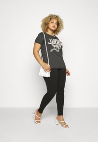Dr.Denim Plus - NOVA - Jeggings - black crow - 1
