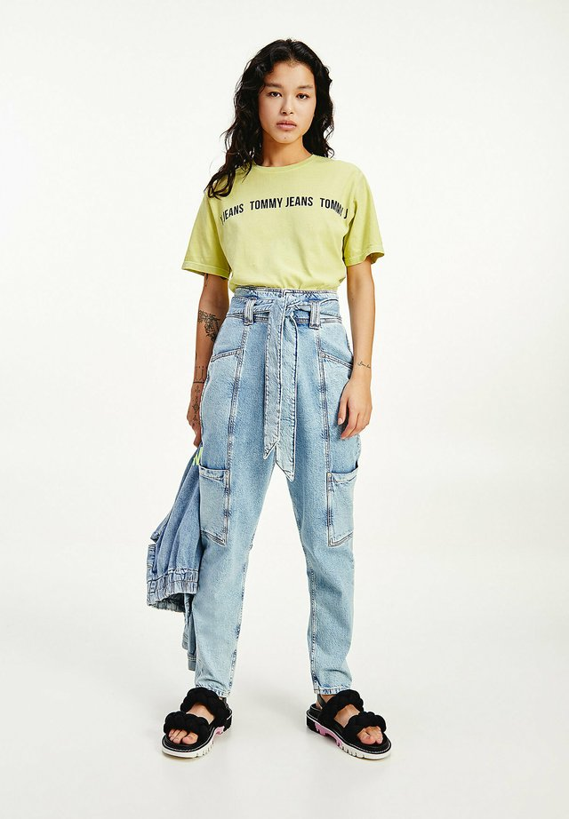 Jeans Tapered Fit - utility lb rgd