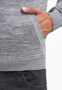YOURTURN - Bluza z kapturem - grey - 5