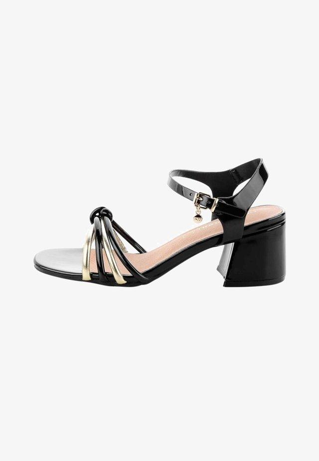 TERNI - Sandals - black