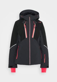 CMP - WOMAN JACKET FIX HOOD - Skijakke - antracite - 5