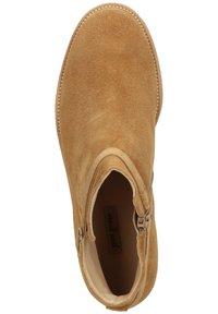 Paul Green - Ankle boots - cognac-braun - 1