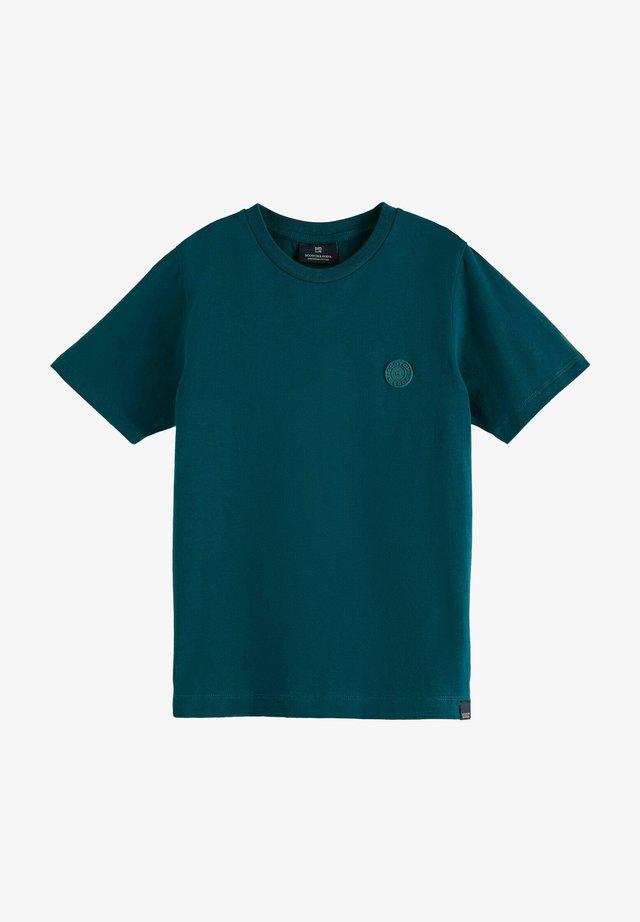 T-shirt basic - dark evergreen