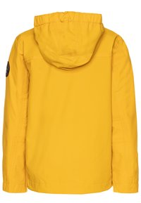 Napapijri - RAINFOREST SUMMER - Waterproof jacket - mango yellow - 1