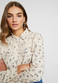 Superdry - JOLENE WESTERN - Button-down blouse - pink print - 3