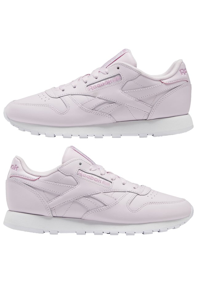 CLASSIC LEATHER SHOES - Sneakers laag - pixel pink