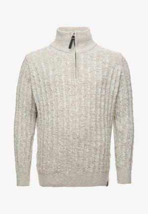 RUFUS - Stickad tröja - offwhite