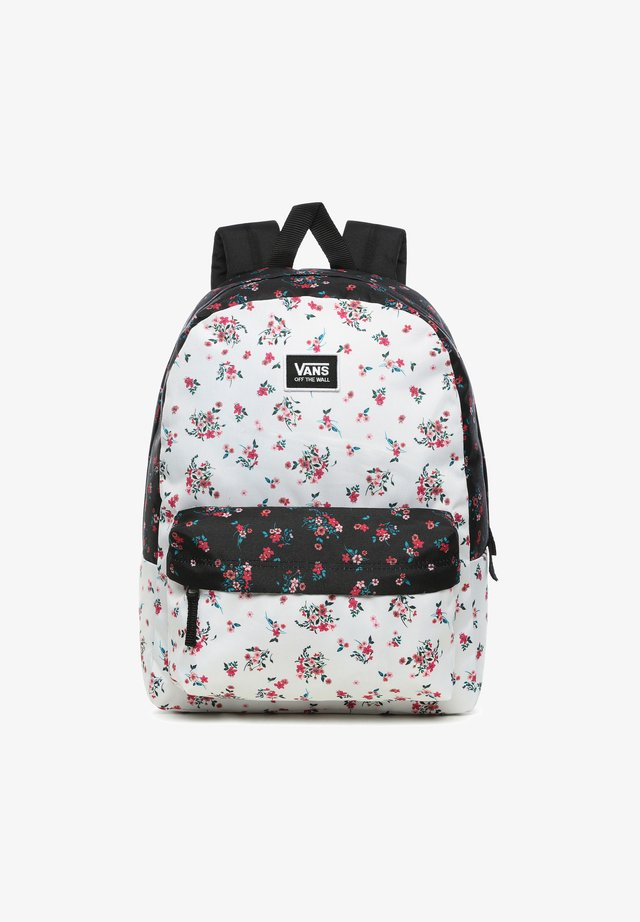 REALM CLASSIC - Mochila - beauty floral patchwork