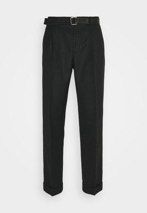 PANTALON SEUL - Trousers - black