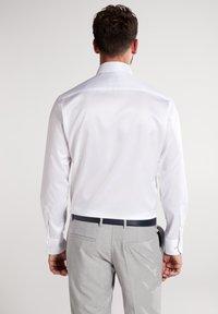 Eterna - FITTED WAIST - Formal shirt - white - 1