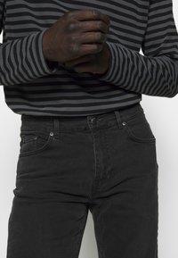 Won Hundred - DEAN - Slim fit jeans - charcoal - 6
