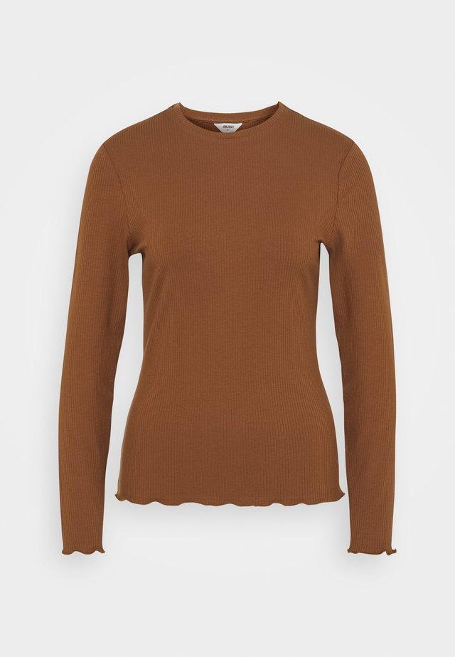 OBJJAMIE  - Maglietta a manica lunga - partridge