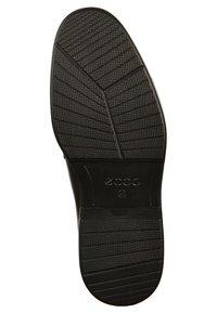 ECCO - LISBON - Smart lace-ups - black - 4