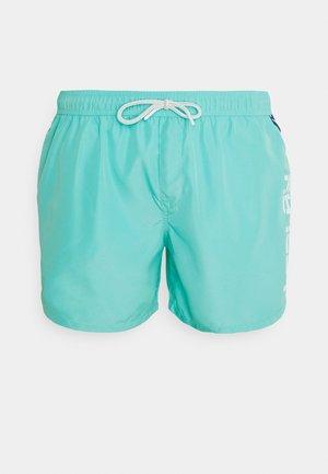 BEACHWEAR - Swimming shorts - caribbean azure