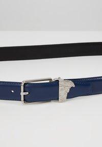 Versace Collection - Cinturón - navy - 4
