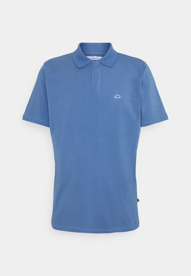 PASS - Polo - mid blue