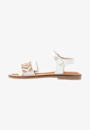 BARASAT - Sandalias - white