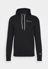 Champion - LEGACY HOODED - Bluza z kapturem - black - 3