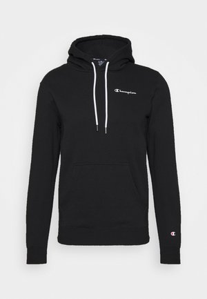 LEGACY HOODED - Bluza z kapturem - black