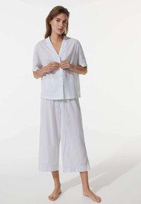 OYSHO - Pyjama bottoms - blue - 1