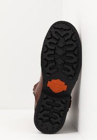Harley Davidson - SCOUT - Cowboy/biker ankle boot - rust - 4