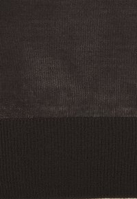 Johnstons of Elgin - MARIA ROLL NECK - Jumper - dark chocolate - 2
