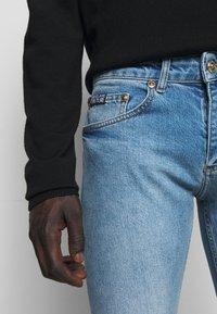 Versace Jeans Couture - DEBBIE  - Džíny Slim Fit - indigo - 4
