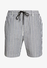 PHIL STRIPE - Shortsit - blue
