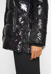 comma casual identity - LANGARM - Down coat - black - 5