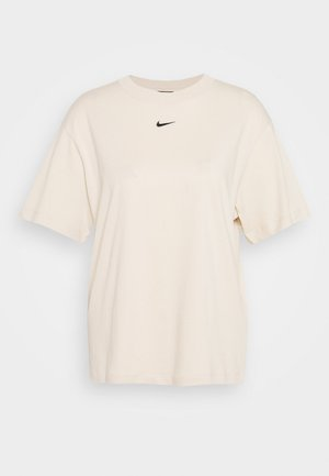 T-shirts basic - oatmeal