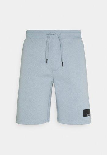 PRAS UNISEX - Shorts - dusty blue