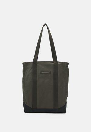 SOFO TOTE UNISEX - Shoppingväska - dark olive
