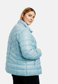 Samoon - Light jacket - cameo blue - 1