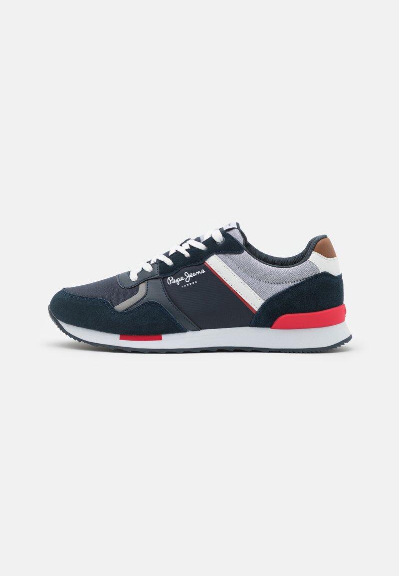 Pepe Jeans - CROSS 4 TECH - Sneakers - navy