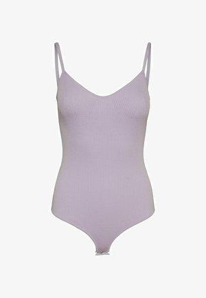 Body - pastel lilac
