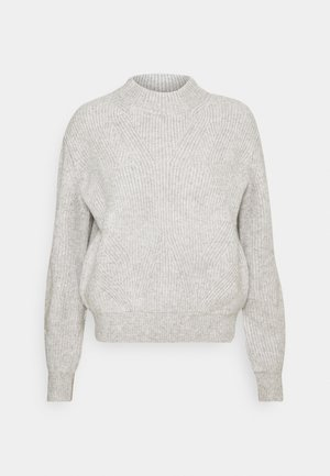 CURVE JUMPER - Pullover - grey