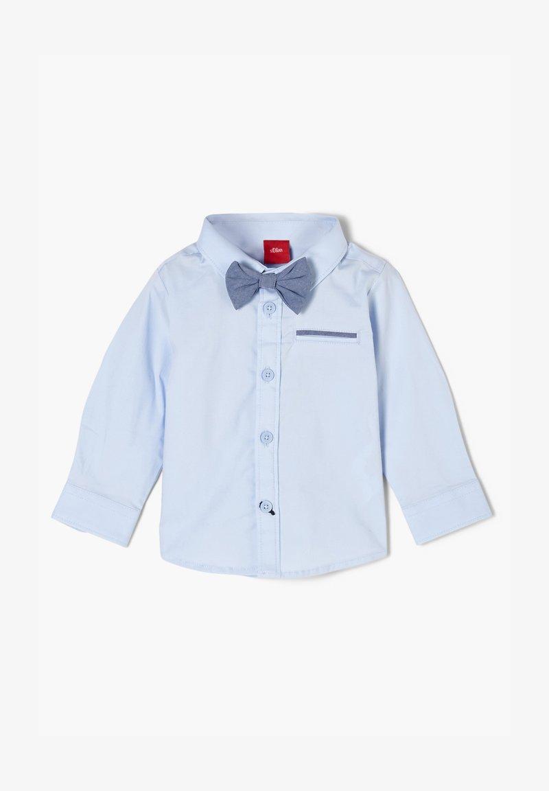 s.Oliver - Shirt - light blue