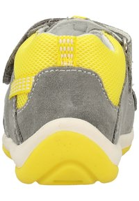 Superfit - Baby shoes - grey/yellow - 3