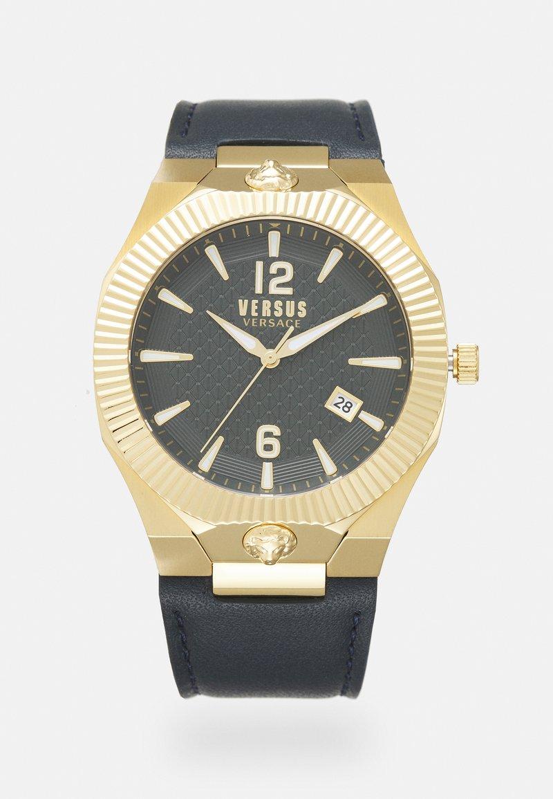Versus Versace - ECHO PARK - Watch - blue/gold-coloured